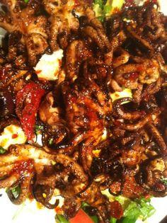Best Home Chef Recipe -- Kara's Summer Bbq Octupus #food