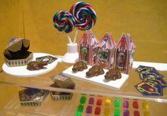 Harry Potter Miniature Chocolate Frog Dollhouse Set
