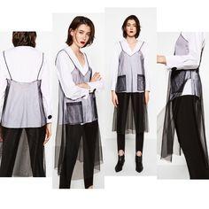 🌌:3🌌 Urban Fashion, Diy Fashion, Womens Fashion, Fashion Design, Hijab Fashion, Fashion Dresses, Diy Clothes, Clothes For Women, Look 2018