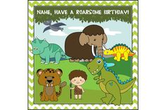 Your place to buy and sell all things handmade Girl Birthday Cards, Birthday Greetings, Dinosaur Cards, Colors For Skin Tone, Tyrannosaurus Rex, Unique Cards, Dinosaur Birthday, Handmade Items, Handmade Gifts