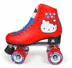 Hello Kitty x Moxi Roller Skates