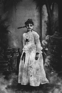 Ghost: Girl #4byBenjeBurdine