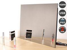"19"" Bathroom TV Waterproof TVmagic mirror AVIS AVIS http://www.amazon.com/dp/B018DY3QW8/ref=cm_sw_r_pi_dp_-vj3wb0ES8XES"