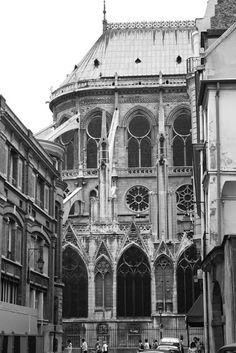 Paris Notre Dame #monogramsvacation