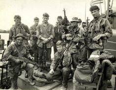 Army Rangers In Vietnam | Men With Green Faces: First Navy SEALs In Vietnam