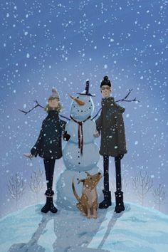 Winter by jennylindqvist on deviantART