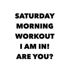 Where are my weekend warriors at?!? #weekendwarriors #operationjinglenotjiggle