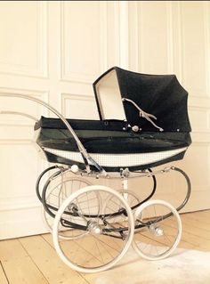 nostalgie kinderwagen korbkinderwagen kajtex hnl zekiwa. Black Bedroom Furniture Sets. Home Design Ideas