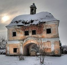 abandoned house ........................................................ Please save this pin... ........................................................... Because for real estate investing... Click on this link now! http://www.OwnItLand.com