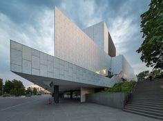 Alvar Aalto  / Finlandia Hall,  Helsinki, 1962-71