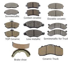 Discs, Rotors & Hardware Koko Racing New Designer Brake Pad For Volvo 740 Brake Pads For Mazda 6 Brake Pad For More Model Cars Year-End Bargain Sale