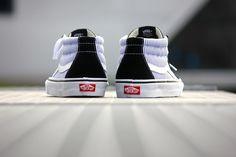Vans SK8 Mid Reissue Black True White - VN-0 XIIFD8