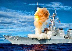 States Unit poverie ataker Siria con misils