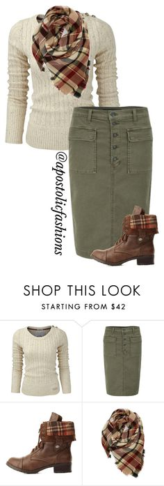"""Apostolic Fashions #1197"" by apostolicfashions ❤ liked on Polyvore featuring Superdry, J Brand, Charlotte Russe and Evelyn K"