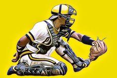 Baseball Art, Pittsburgh Pirates, Superhero, Fictional Characters, Fantasy Characters
