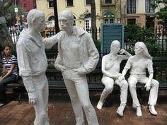 George Segal sculpture - Google Search                                                                                                                                                                                 Mehr