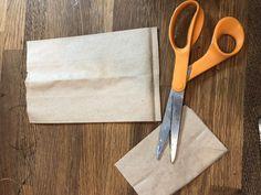 DIY Paper Bag Pumpkin Stems - C Whimsy Pumpkin Snowmen, Pumpkin Stem, Diy Pumpkin, Pumpkin Crafts, Harvest Crafts, Holiday Door Decorations, Creepy Halloween Decorations, Harvest Decorations, Easy Diy Crafts