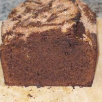 Starbucks Chocolate Cinnamon bread.....