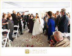 #duncanmcclellangallery #stpetersburg #florida #wedding #weddingphotography #limelightphotography #stepintothelimelight #bride #aisle #pedals #entrance