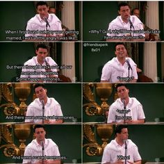 Friends Funny Moments, Friends Scenes, Friends Episodes, I Love My Friends, Friends Tv Show, Best Tv Shows, Best Shows Ever, Friend Jokes, Joey Tribbiani