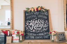 Hollywood School House Wedding: Leah and Kalani