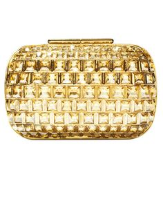 Jimmy Choo Clutch - Best Luxury Holiday Gifts 2012 - Harper's BAZAAR  #porteropintowin