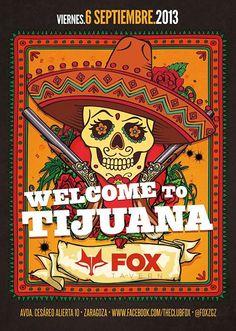 Fiesta Welcome to Tijuana en Fox