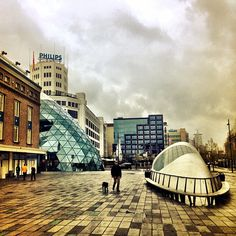 Blob in Eindhoven - The Netherlands Still can't believe they build this? ? It's a nightmare
