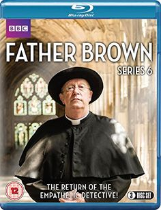 #FatherBrown (BBC TV Series) Starring #MarkWilliams #tvshow Amazon Dvd, Mark Williams, Bbc Tv Series, Dvd Blu Ray, Classic Tv, About Uk, Tv Shows, Father, Brown
