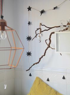 3 diy navideños con estilo nórdico Diy Decorating, Nordic Style, Creativity, Home