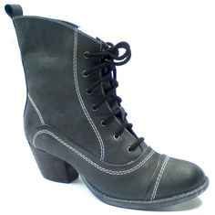 Make a style statement with this simple and trendy boot.