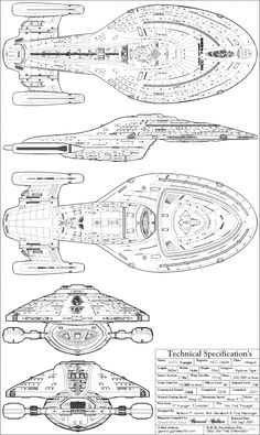 uss voyager - Google Search