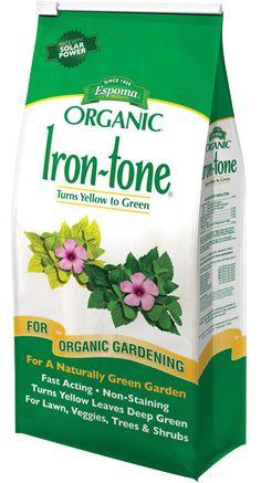 Iron - tone: To trea