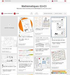 Plus de 100 liens vers des ressources en mathématiques pour le cycle 1 (jeux, ateliers, exercices en numération ou en gestion de l'espace...)