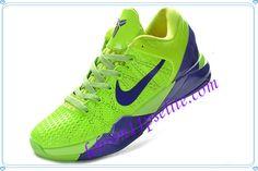Kobe 7 For Sale,Lebron James,Kobe Bryant Shoes Elite Grinch Fluorescent Green Club Purple-A new sample of Kobe 7 For Sale