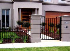Custom Brick Fences |