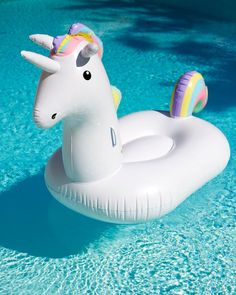 Unicorn Pool Float | Urban Outfitters | Home & Gifts | Fun & Games | Pool Floats #urbanoutfitterseu #uoeurope