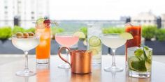 My Top 5 easy to make at home cocktails