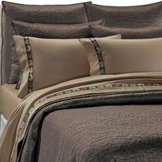 upstairs by Dransfield & Ross Antalya Coverlet - BedBathandBeyond.com less expensive option