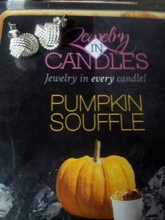 Earring found in Jewelry In Candles Pumpkin Souffle scent https://www.jewelryincandles.com/store/julie-kostka