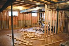 How to Finish a Basement Cheaply