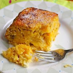 Torta de Maduro (Ripe Plantain and Cheese Cake)-My Colombian Recipes My Colombian Recipes, Colombian Food, Cuban Recipes, Sweet Recipes, Colombian Dishes, Spanish Recipes, Spanish Food, Yummy Recipes, Recipies
