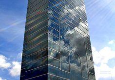 We Love #Buenos Aires: Telefonica de Argentina #Building Skyscraper, Multi Story Building, Love, Buenos Aires, Argentina, Amor, Skyscrapers