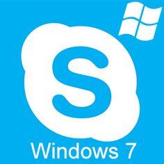Скайп для Windows 7