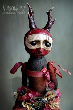 KLAUDIA GAUGIER Horka Dolls love love!!!