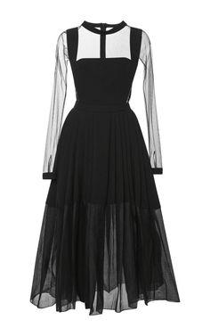 Shop Midi Dress by Natasha Zinko for Preorder on Moda Operandi