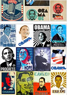 MadeByGirl: Political ART...