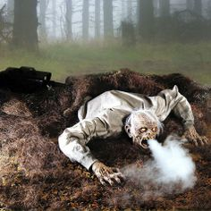 Graveyard Ghoul Fogger Accessory - Party CityNote: This is a fogger attachment only. SVI 400, 700 or 1000 watt fogger required for use. Fog machine sold separately. SKU: 313693 Price: $29.99