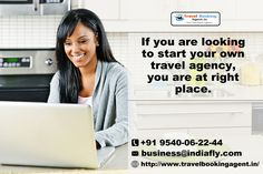 If you are looking to start your own travel agency, you are at right place. Service offer of Recharge Mobile, Holiday Package & Hotel Booking, flight booking, rail ticket more... Know more details visit : http://www.travelbookingagent.in/