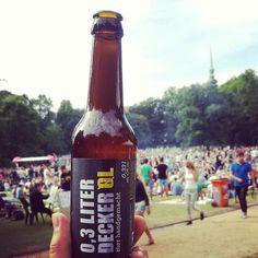 Festival im Schrevenpark mit Decker Øl @deckerbier #øl #craftbeer #kiel #schrevenpark #deckerbier #beerporn #instabeer #beerstagram